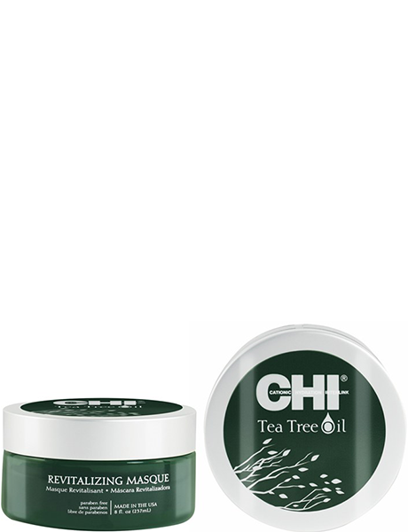 CHI Восстанавливающая Маска с маслом чайного дерева CHI Tea Tree Oil Revitalizing Masque